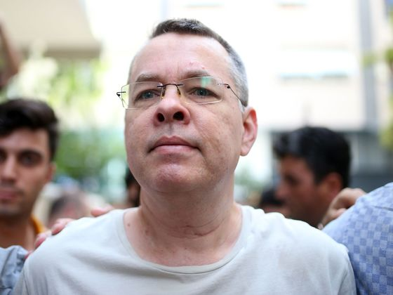 Turkish Court Refuses to Release U.S. Pastor Andrew Brunson