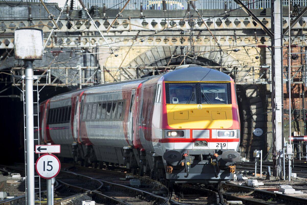 a report of virgin rail ltd a passenger train operator