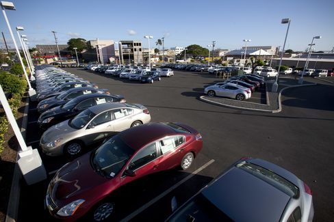 Global Auto Industry Outlook Dims