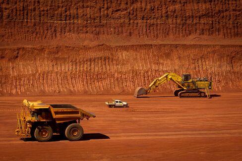 Rio Tinto's Pilbara mine
