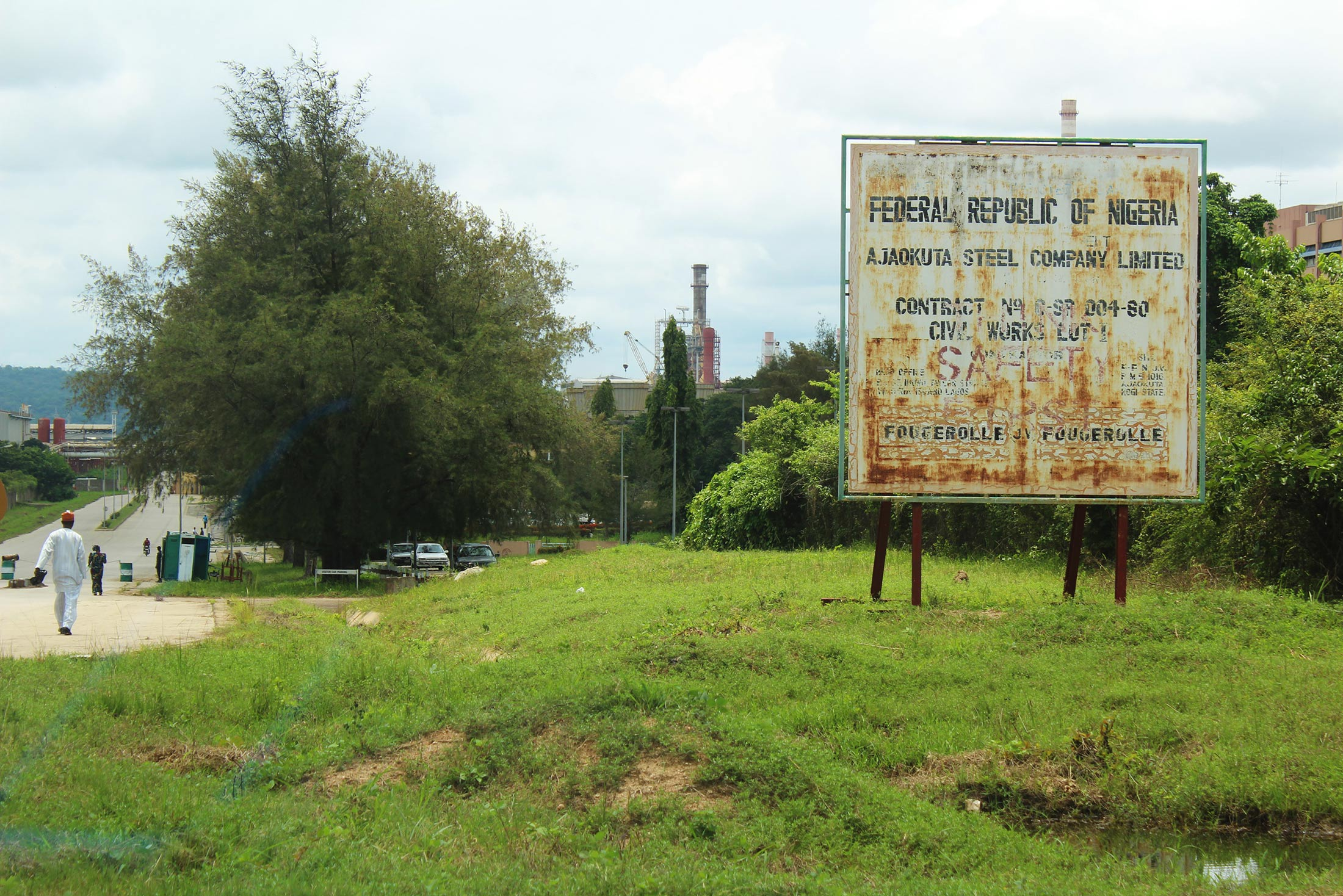 Nigeria to Start Building Railway to Decades-Delayed Steel Plant