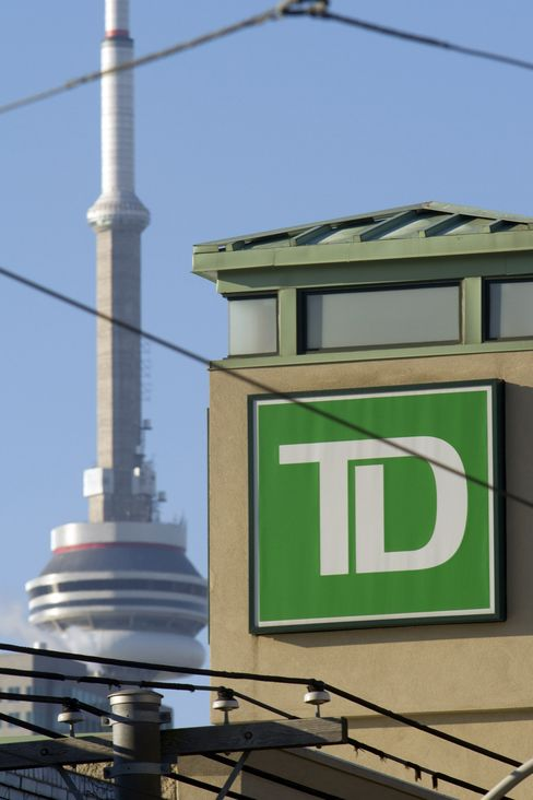 TD Credit-Card Deal Caps $20 Billion Canada Bank Purchases