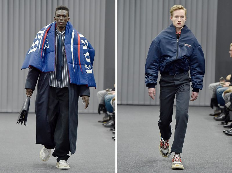 Image result for balenciaga fashion