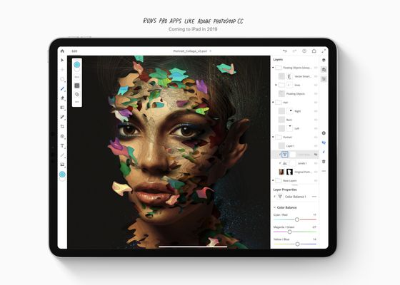 Photoshop for iPad Nearing Launch With Some Key Features Missing
