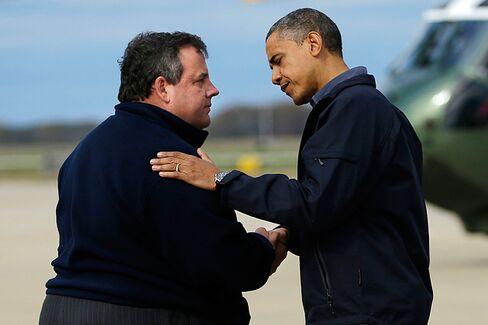 FEMA and Obama Getting High Praise