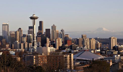 Bertha Tunneling at Seattle Waterfront Bolsters Property Surge
