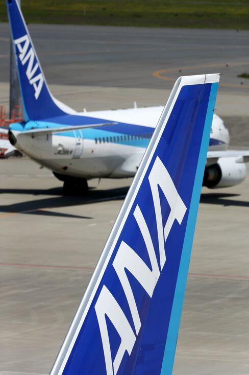 ANA Holdings Air Flights