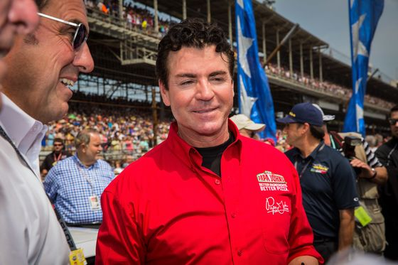 Papa John's Chairman Schnatter Quits After Racial Remarks