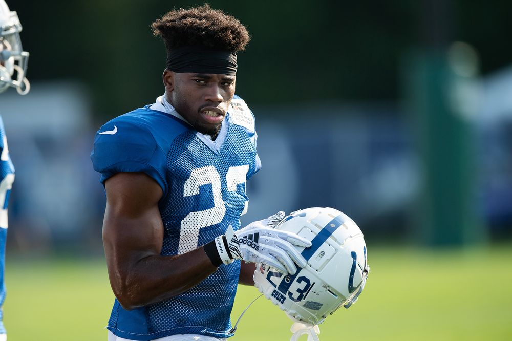 Hedge Fund Chief Credits Colts Cornerback With Saving Son's Life