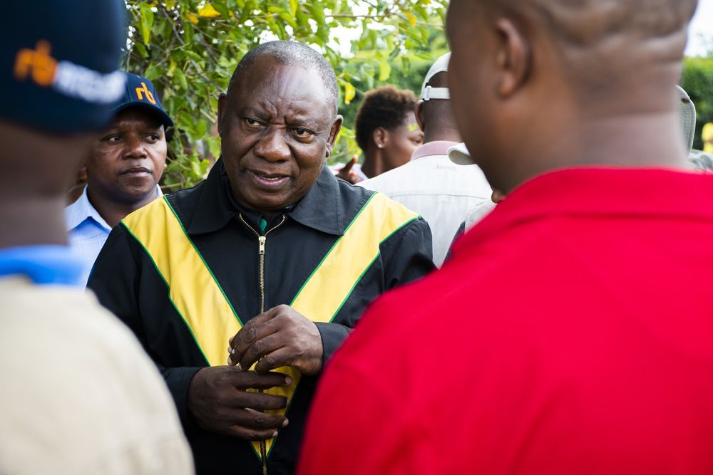 Five Things to Watch in South Africa President Ramaphosa's Speech