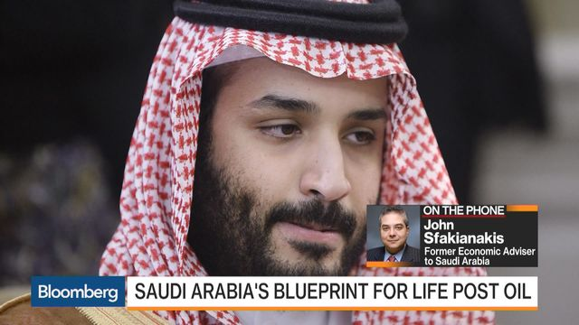 Whats in saudi arabias blueprint for life after oil bloomberg whats in saudi arabias blueprint for life after oil malvernweather Image collections