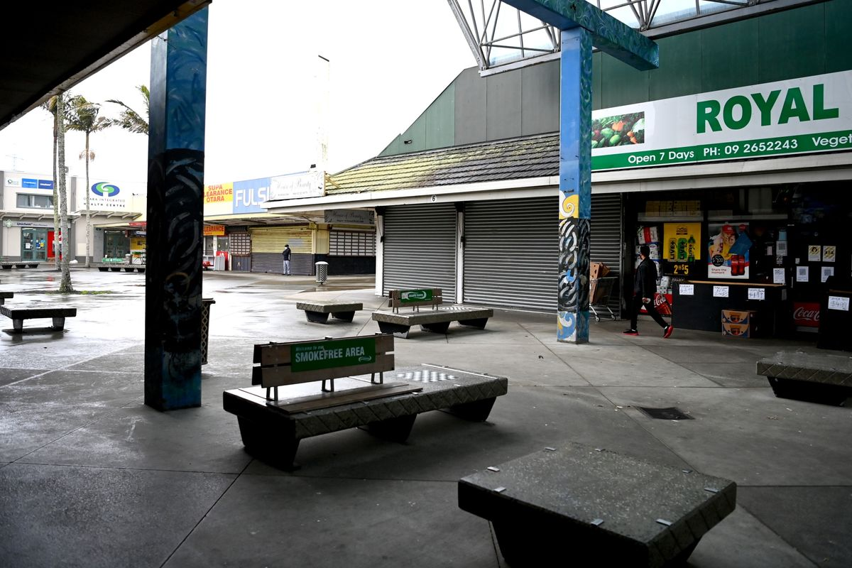 New Zealand Partially Eases Auckland Lockdown Amid Outbreak