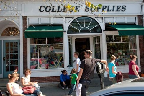 How Small Businesses Can Get Products Into Campus Stores