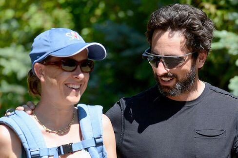 Google Co-Founder Sergey Brin Splits With Wife Anne Wojcicki