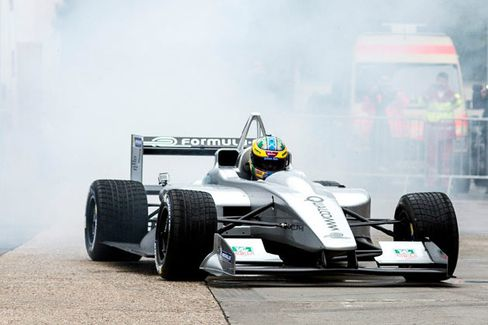 The Sound of Racing Silence: Get Ready for an Electric Formula One