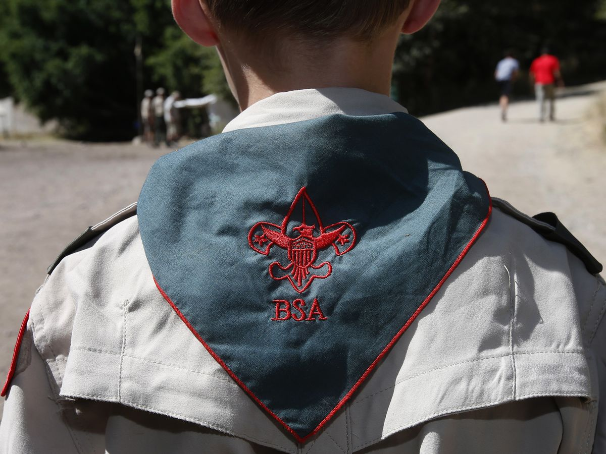 Boy Scouts of America Is Bankrupt, But Not Because It's Broke