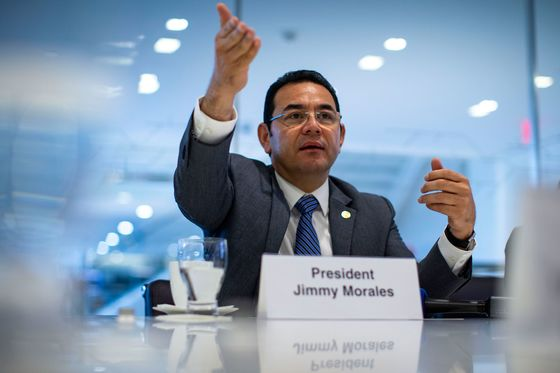 Guatemala Seeks $15 Billion in Loans to Revive Cooling Economy