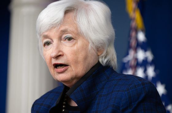 Yellen Faces Deal-Making Test in Wrangle Over Global Tax