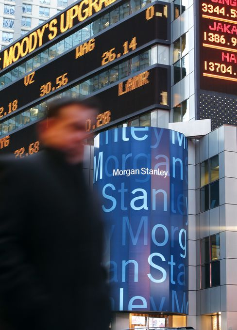 Morgan Stanley Lost Millions Betting on Inflation
