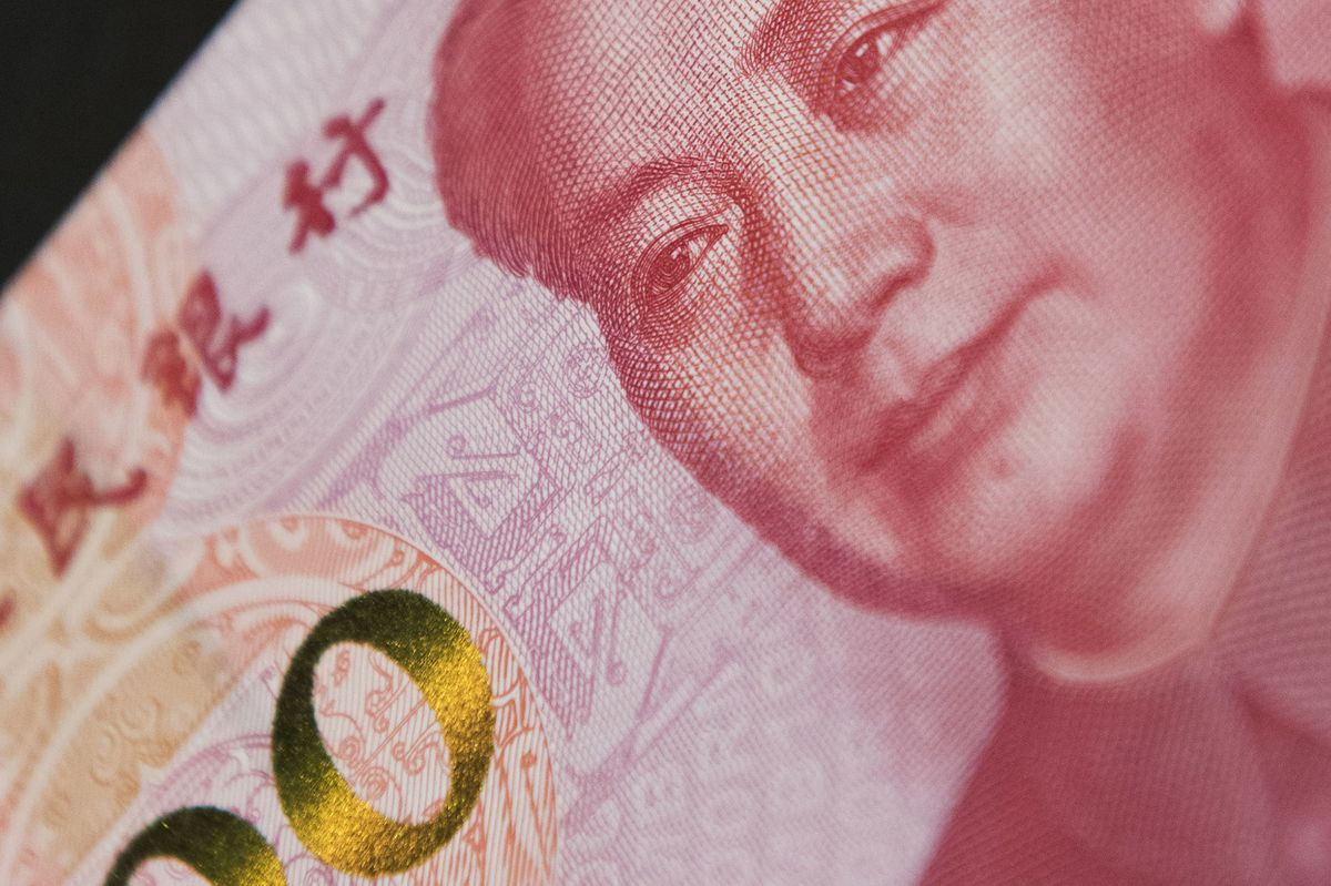 China Inc's $7.8 Billion of Dividend Payments Will Stress the Yuan