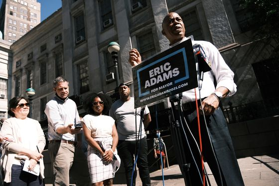 NYC Removes Election Results After Test Ballots Counted In Error