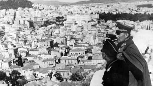 German Armed Forces in Greece 1941