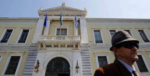 Greek Foreign-Bond Restructuring Rejected in Talks Last Week