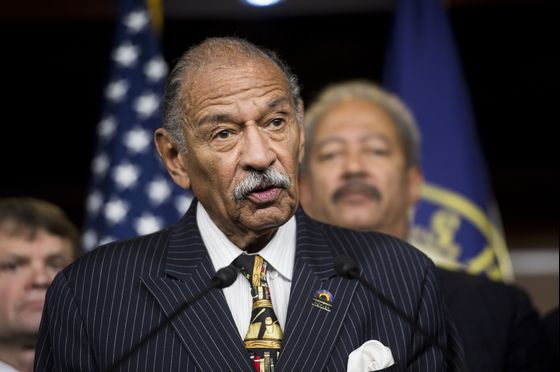 John Conyers Jr., 26-Term Congressman Hit by Scandal, Dies