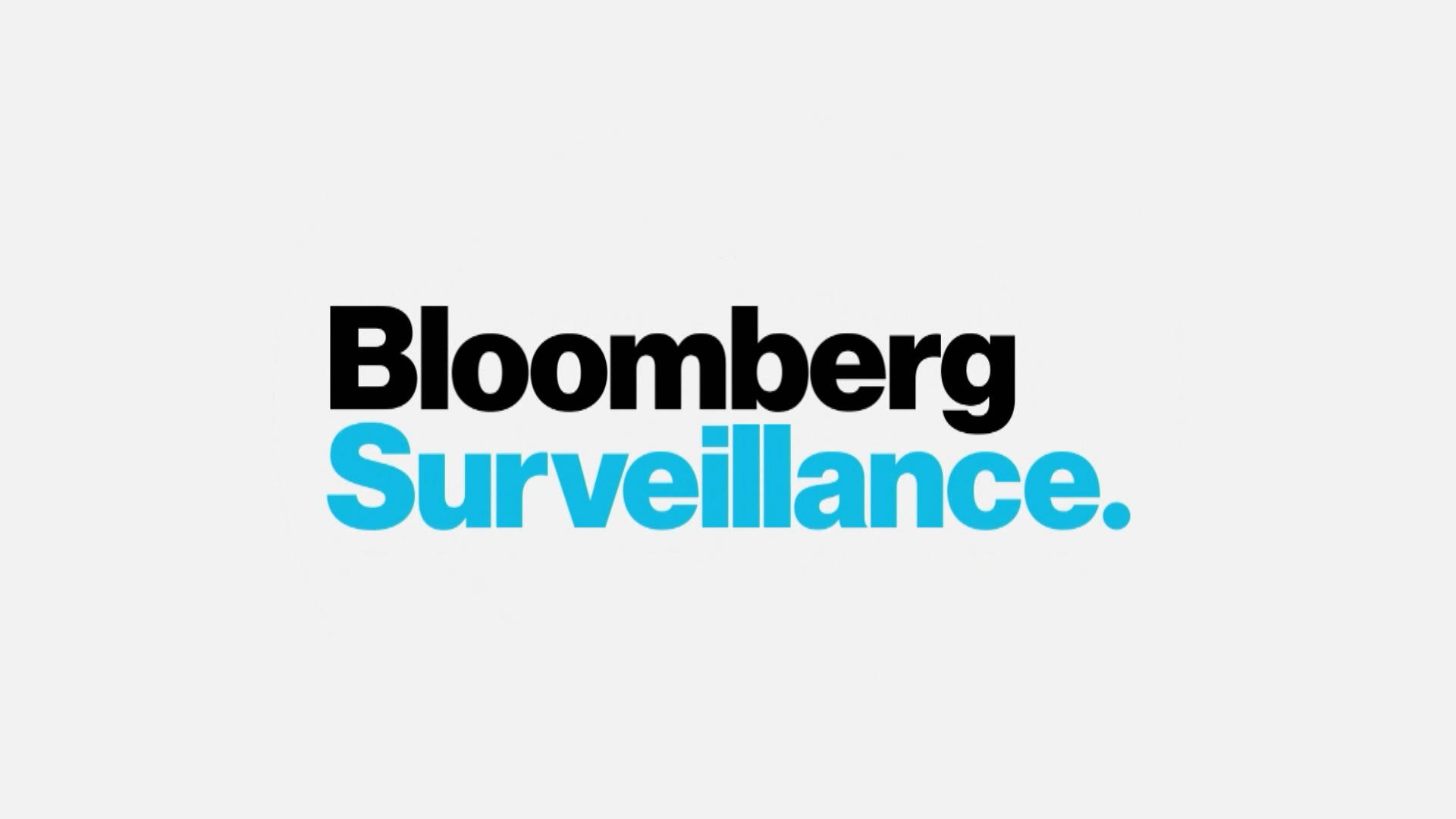 'Bloomberg Surveillance' - (11/13/2019) - Coverage of the U.K. election - Part 1