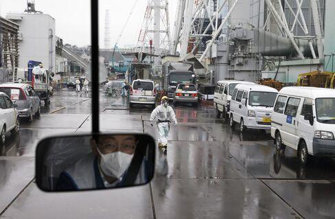 デブリ処理が難航する福島第一原発