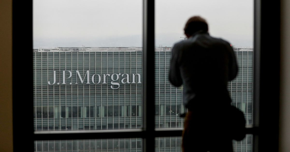 JPMorgan's Blessing Says Brexit Moves Now Are 'First Wave'