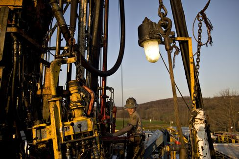 Ohio's $500 Billion Oil Dream Fades as Drillers Misjudge