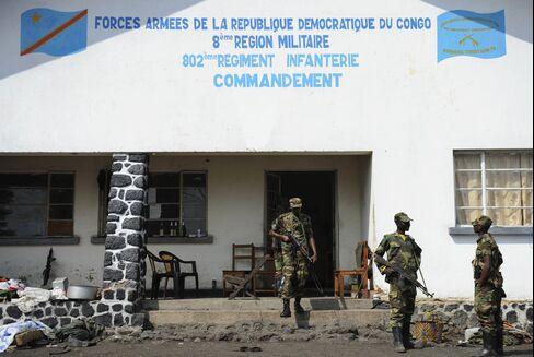 Congolese Rebels Prepare Goma Withdrawal as U.S. Presses Rwanda
