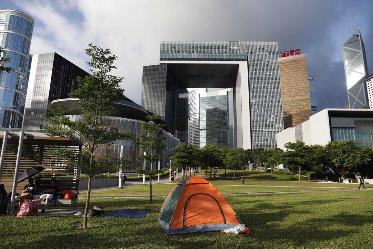 China Rules Out Talk of City Protests at G-20: Hong Kong Update