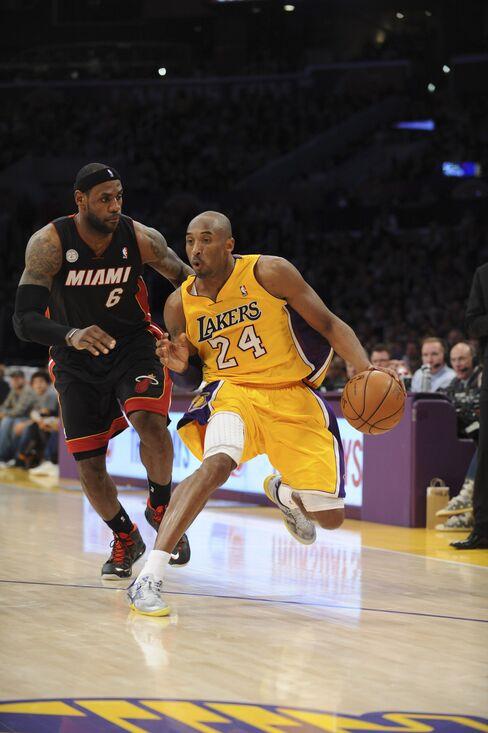 Kobe Bryant Earns 15th Consecutive Visit to NBA All-Star Game