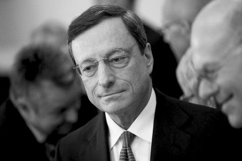 Draghi to Germans: The Market Is Wrong