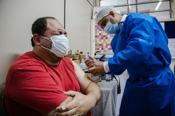 China Blasts Taiwan Over Efforts to Help AllyParaguay Get Vaccines