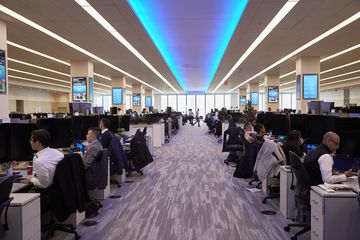 Citigroup Opens New Headquarters in NYC