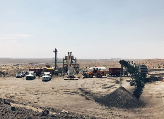 Longshot Oil Riches Draw Wildcatters to the Utah Desert
