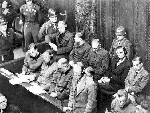 German Doctors On Trial