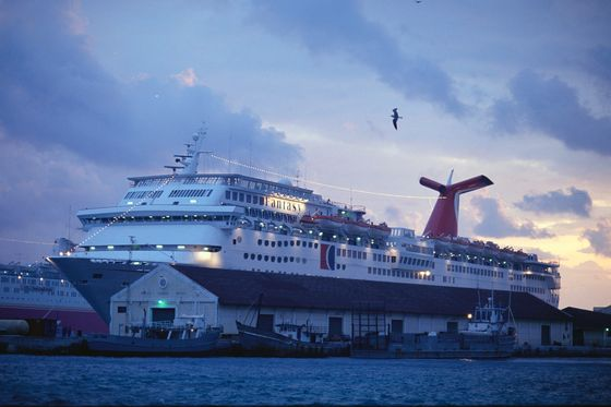 The Messy, Booming Business of Recycling Cruise Ships