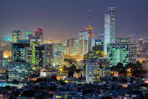 Tel Aviv is Israel's biggest city