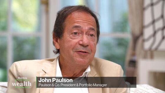 Billionaire Paulson Who Shorted Subprime Calls Crypto 'Worthless'Bubble