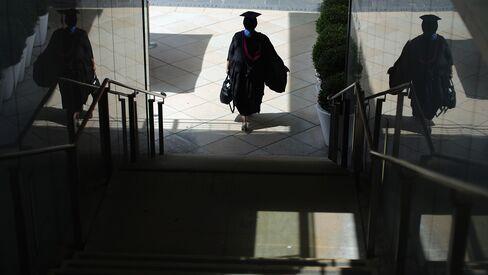 Graduates Celebrate On The Southbank