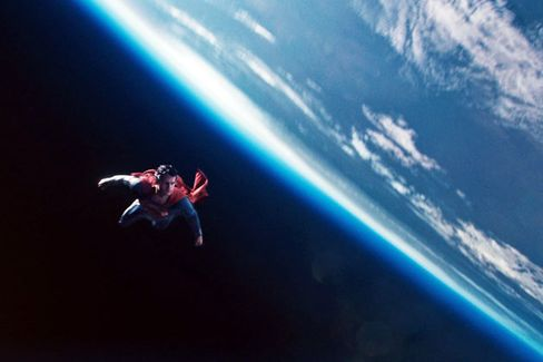 'Man of Steel' Soars With a Boost From IMAX