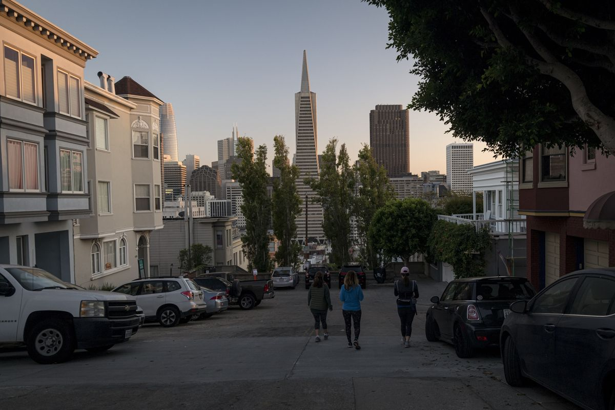 San Francisco Sees Budget Gaps as Highly-Paid Workers Flee City