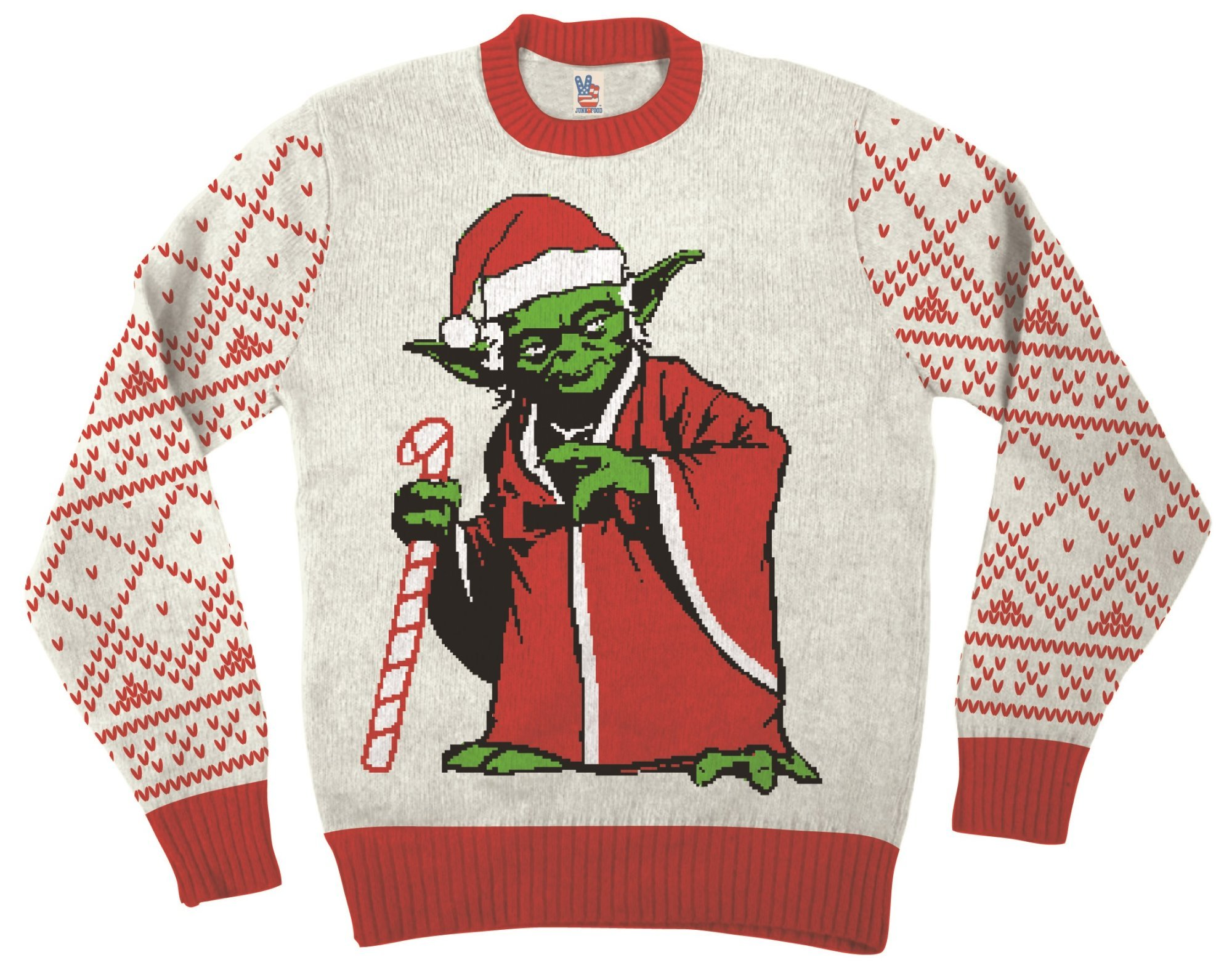 Are These Star Wars Sweaters Ugly Enough for Christmas? - Bloomberg