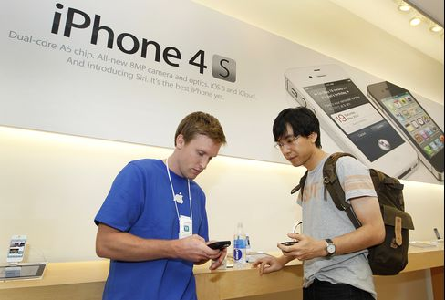 Apple Reverses Recent Cuts in Retail Store Staffing Levels