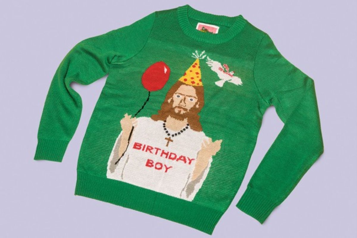The Big Business of Ugly Christmas Sweaters Bloomberg