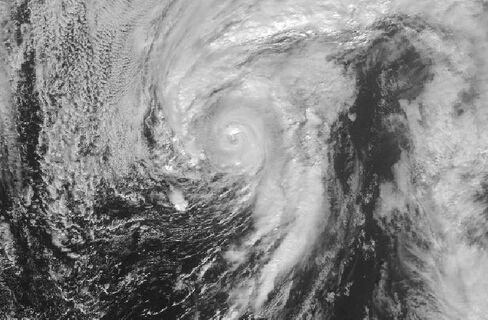 Hurricane Alex.
